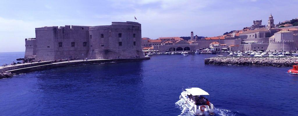 Crociera su tre isole da Dubrovnik