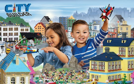 LEGOLAND Discovery Centre Oberhausen tickets