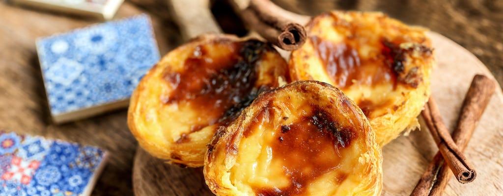 Tasty sitgo tour in Lisbon