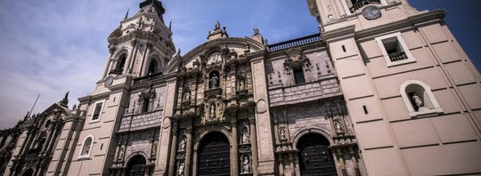 Visita guidata di Lima con il Museo Larco e Casa Aliaga