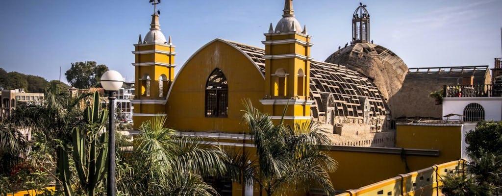 Barranco and Pachacamac guided tour