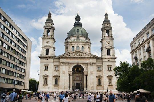 Private Führung durch die St.-Stephans-Basilika mit Eintrittskarte für den Turm