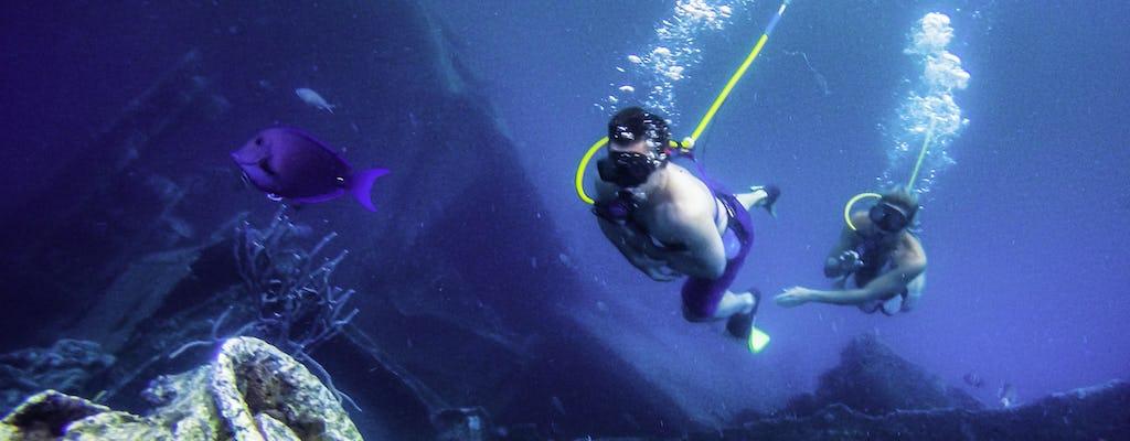 Snuba e avventura di snorkeling ad Aruba