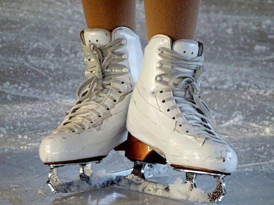Andorra Ice Skating Rink Experience