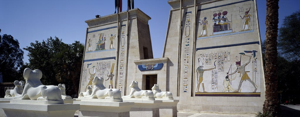 The Pharaonic Village  entrance ticket