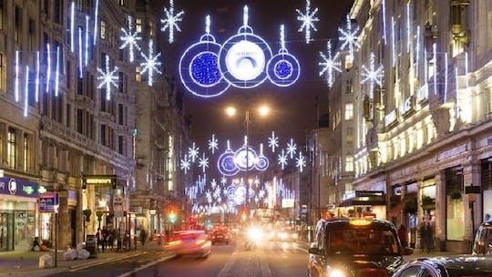 Tour de la magia de las luces navideñas