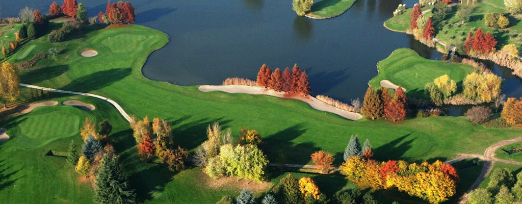 Franciacorta Golf Club day tour by private Minivan from Milan