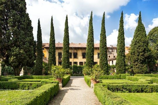 Tarjeta de socio de Giusti Garden