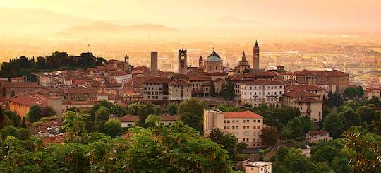 Bergamo e Franciacorta in Minivan privato da Milano