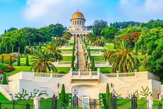 Ganztagestour in Cäsarea, Haifa und Acre von Jerusalem aus