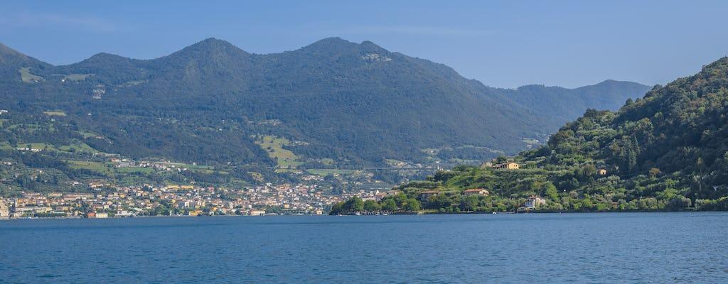 Half day in Franciacorta by private Minivan from Bergamo or Brescia
