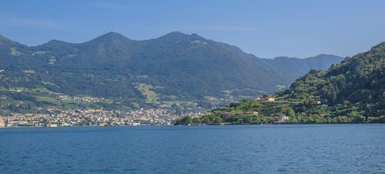 Mezza giornata in Franciacorta in Minivan privato da Bergamo o Brescia