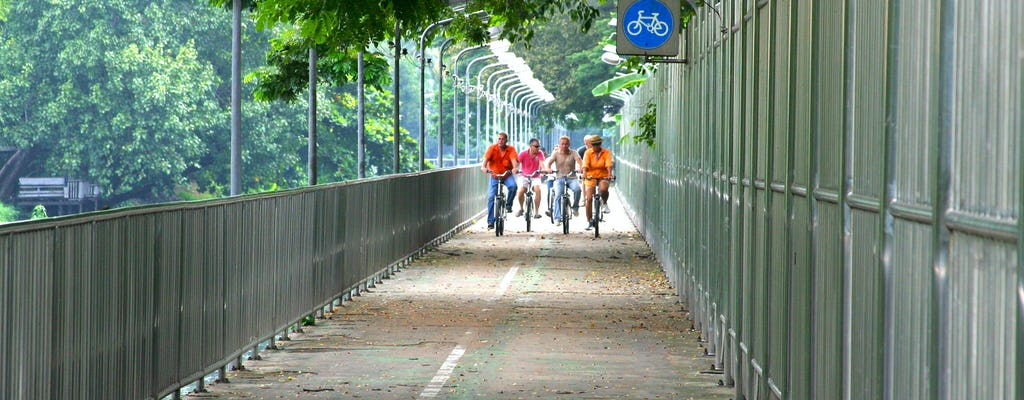 Bangkok City & Culture Biking Tour
