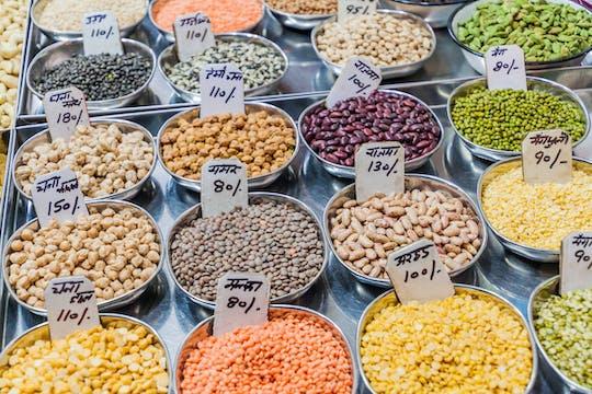 Spice trail from Khari Baoli to Delhi kitchen