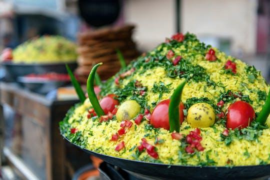 Delhi street food crawl