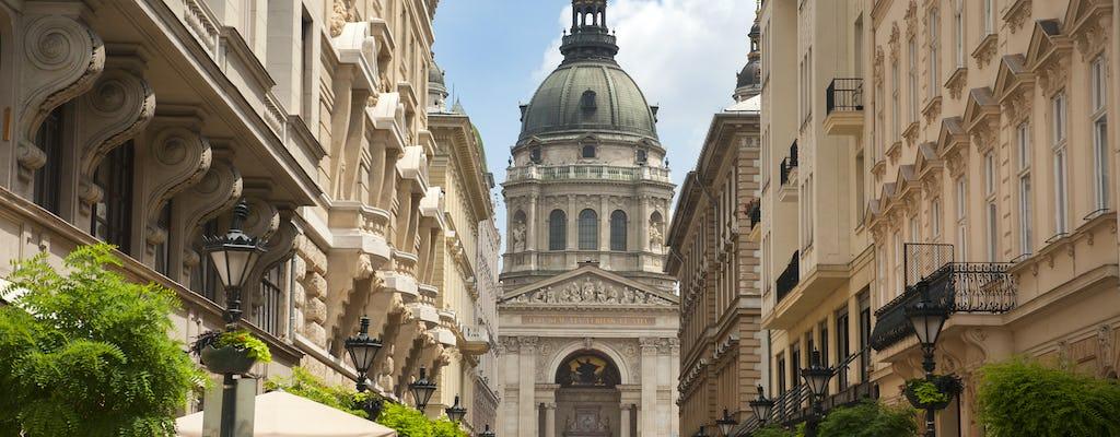 Oriëntatie-wandeltocht door Boedapest