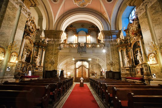 Catholic Church tour of Budapest