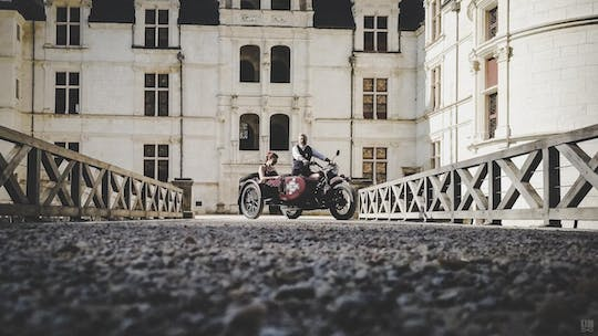 Tour en sidecar Great Escape desde Amboise