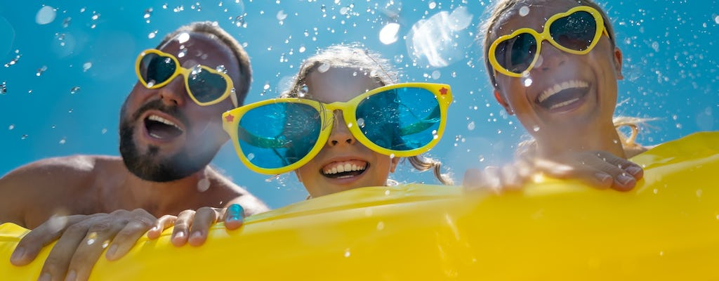 Wild Wadi waterpark tickets with optional transfer