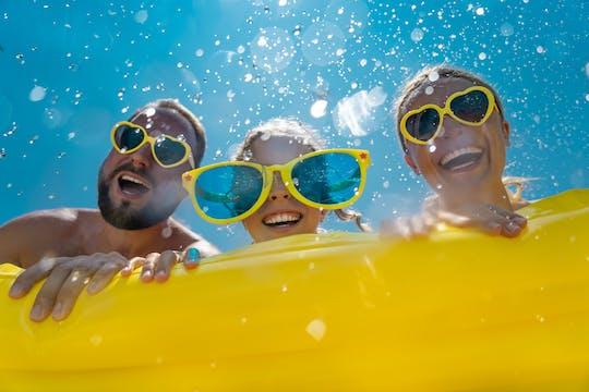 Wild Wadi Waterpark-tickets met optionele transfer
