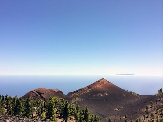 La Palma -  wędrówka szlakiem wulkanicznym z transferem