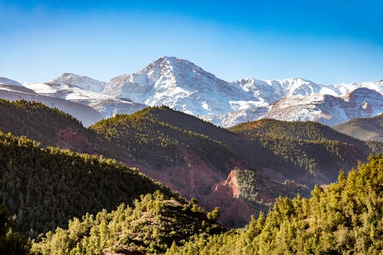 Agadir Atlas Mountains Tour
