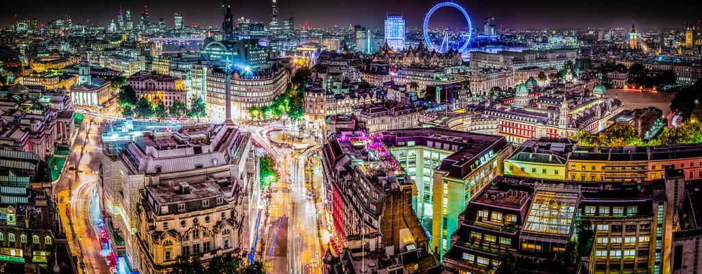 Ian Fleming tour of London