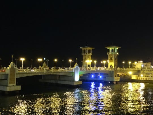 Nachttour - Stadstour door Alexandrië
