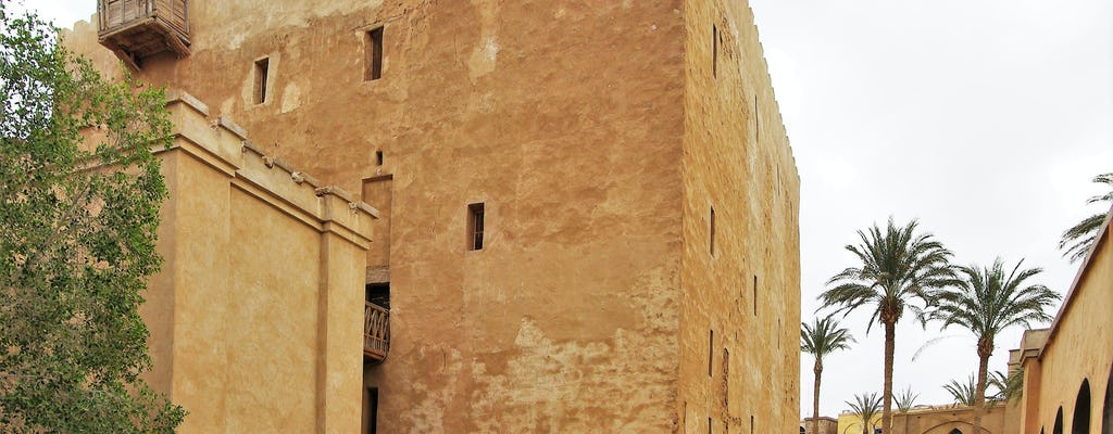 Full-day the Coptic Monasteries in Wadi El Natroun from Alexandria