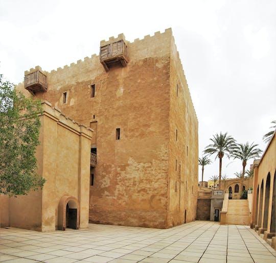 De hele dag de Koptische kloosters in Wadi El Natroun vanuit Alexandrië