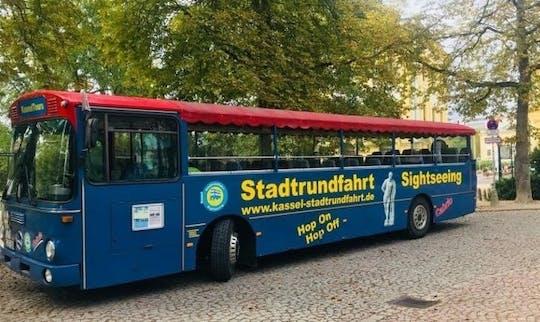 Bus-Stadtrundfahrt zu Kassels Filmgeschichte