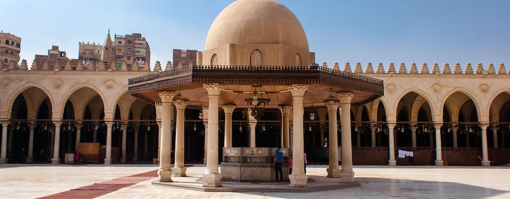 Giornata intera Museo Copto, Museo della Civiltà e complesso religioso del Cairo da Alessandria