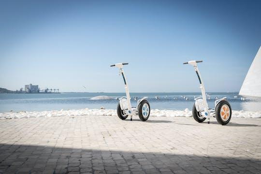 Lisbon Discoveries self-balancing scooter tour