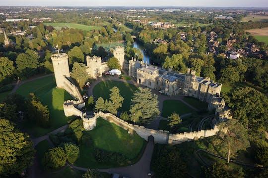 Warwick Castle day tickets