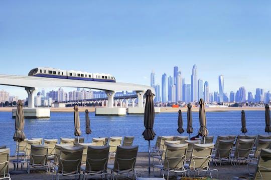 Tour della Dubai moderna con giro in monorotaia a Palm Jumeirah