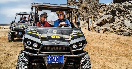 Andicuri beach UTV off-road tour