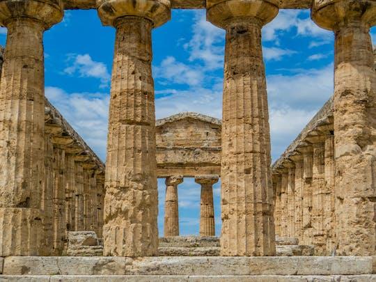 Visite guidée de 2 heures à Paestum