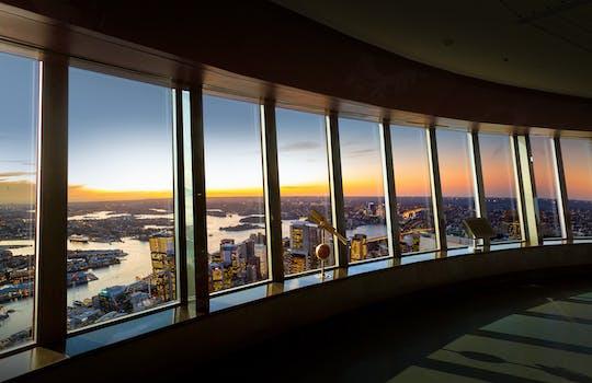Sydney Tower Eye and Skywalk tickets