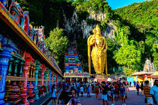 Kuala Lumpur cultural exploration private half-day tour