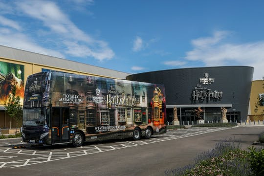 Warner Bros. Studio Tour London da York con London Transportation