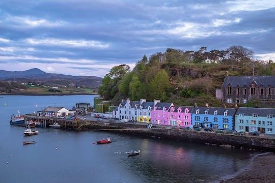 Gita di un giorno all'isola di Skye e al castello di Eilean Donan