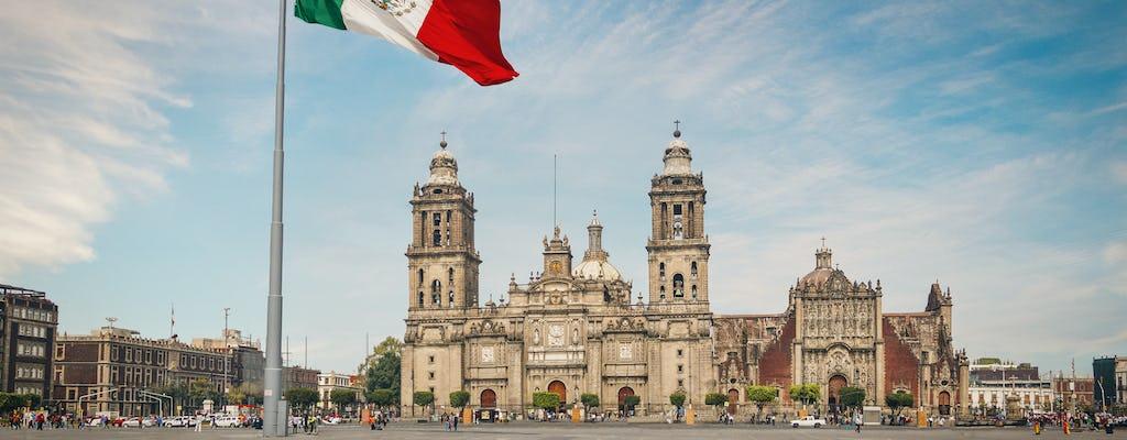 Мехико 3-дневный тур с частным гидом