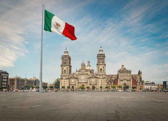 Mexico City 3-day tour with a private guide