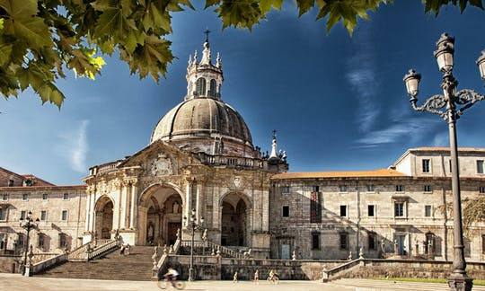 Santuary of Loyola, Getaria, Zarauz and San Sebastian full-day tour
