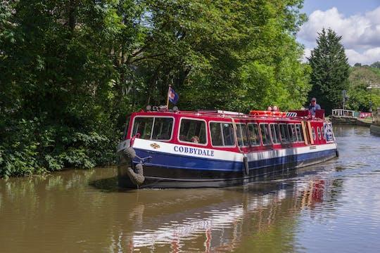 Skipton Canal 1-stündige Kreuzfahrt