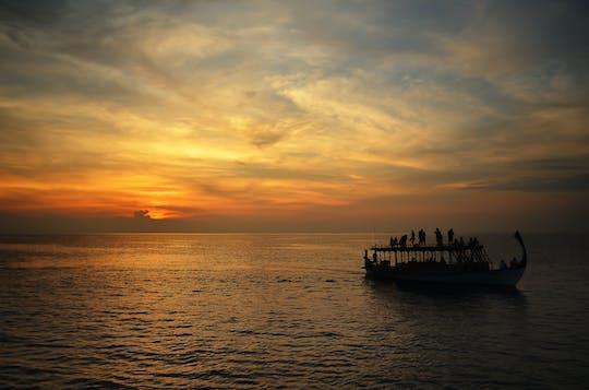 Sunset Photo Cruise vom Adaaran Club Rannalhi