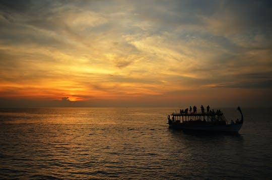 Sunset Photo Cruise vanaf Adaaran Club Rannalhi