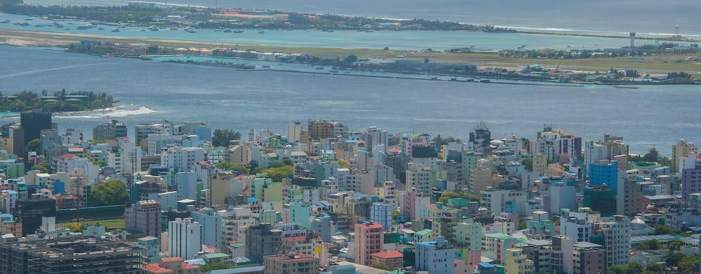 Malé city tour from Adaaran Club Rannalhi
