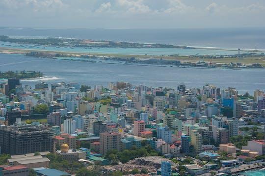 Malé stadstour vanuit Adaaran Club Rannalhi
