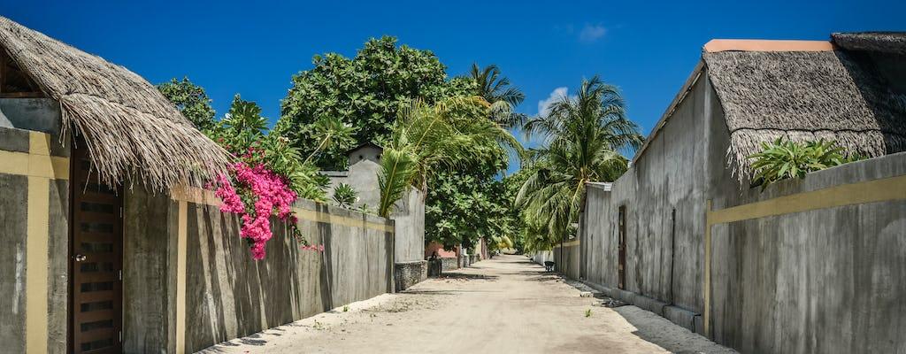Lokale Dorftour vom Adaaran Club Rannalhi